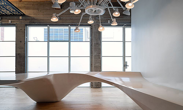 Foto de Oficinas de The Giant Pixel (2/5)