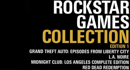Rockstar anuncia 'Rockstar Games Collection Edition 1', una recopilación con algunos de sus mejores títulos