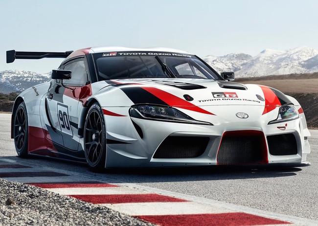 Toyota GR Supra Racing Concept, la leyenda por fin está de regreso y quiere revivir su historia en las pistas