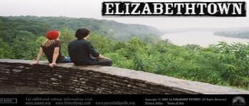 Orlando Bloom y Kirsten Dunst en 'Elizabethtown'
