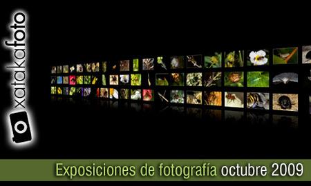 Agenda: exposiciones de fotografía, octubre 2009
