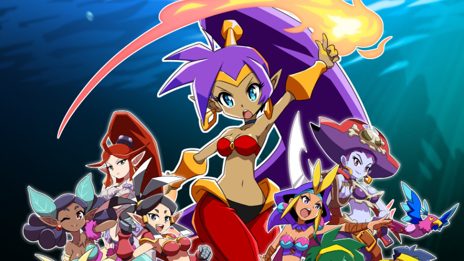 Shantae 5 pasará a llamarse Shantae and the Seven Sirens y promete ser la mejor aventura de la saga