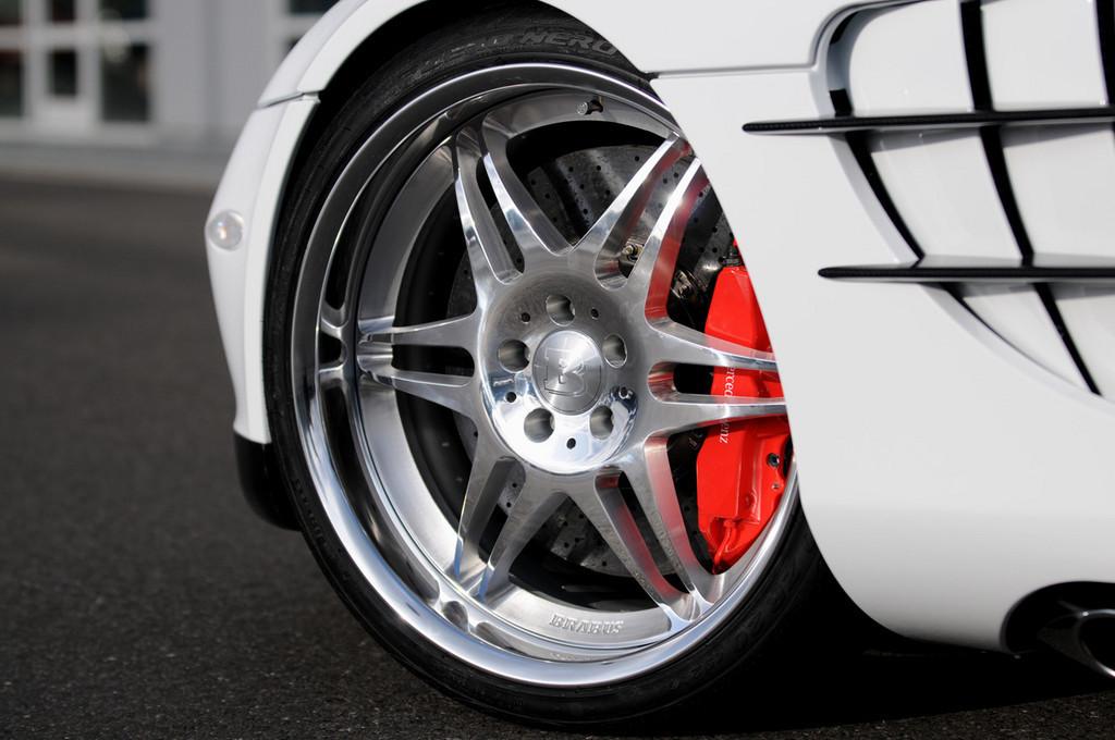 Foto de Brabus SLR McLaren y Brabus Smart Ultimate 112 (13/40)