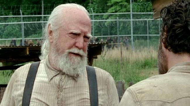 Ha muerto Scott Wilson, Hershel en 'The Walking Dead'