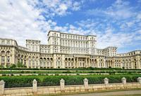 El Palacio del Pueblo, de Bucarest