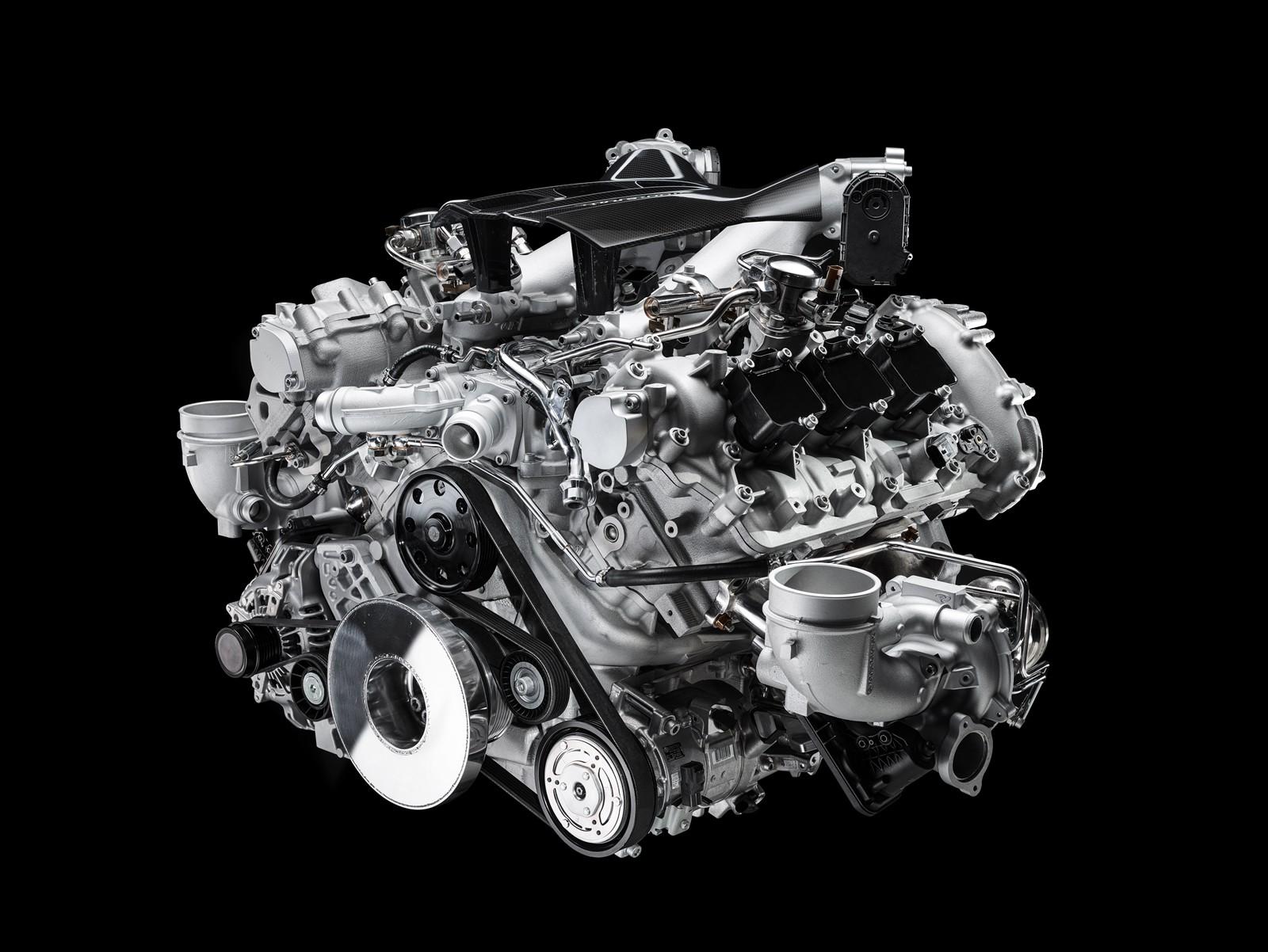 Foto de Motor Maserati Nettuno 2020 (10/10)