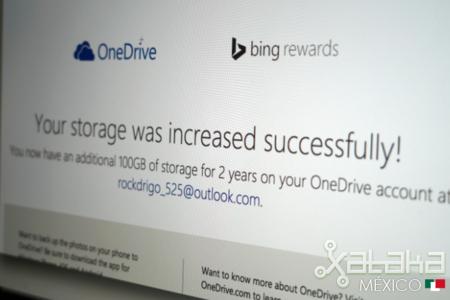 Cómo obtener 200GB de almacenamiento gratuitos en OneDrive, sí, también desde México