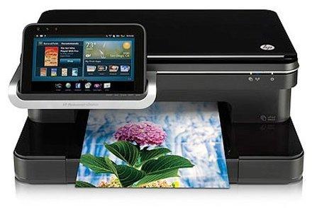 HP Zeen C510, una tablet Android con impresora