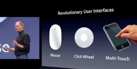 Steve Jobs Interfaces