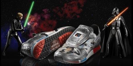 Adidas y Star Wars, la colaboración más espacial de 2010, Luke Skywalker