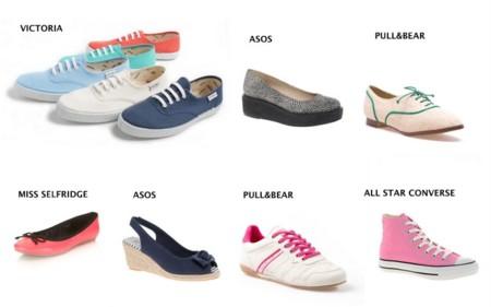 Zapatos festi