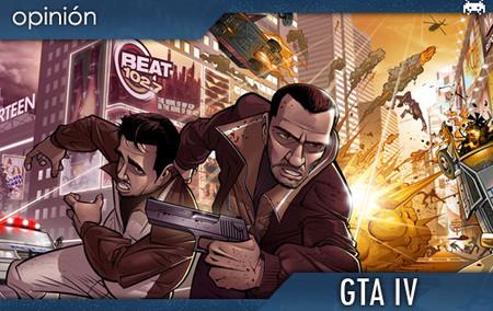 'GTA IV', el título donde la fascinación y la decepción se unen