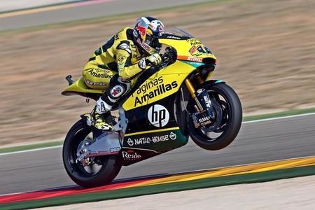 MotoGP Aragón 2014: Máverick Viñales se lleva una inteligente carrera de Moto2