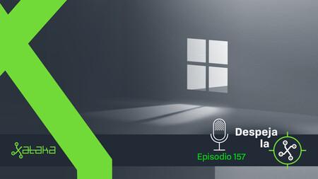 Windows 11 es mucho más que chapa y pintura: es pura estrategia para el futuro de Microsoft (Podcast Despeja la X #157)