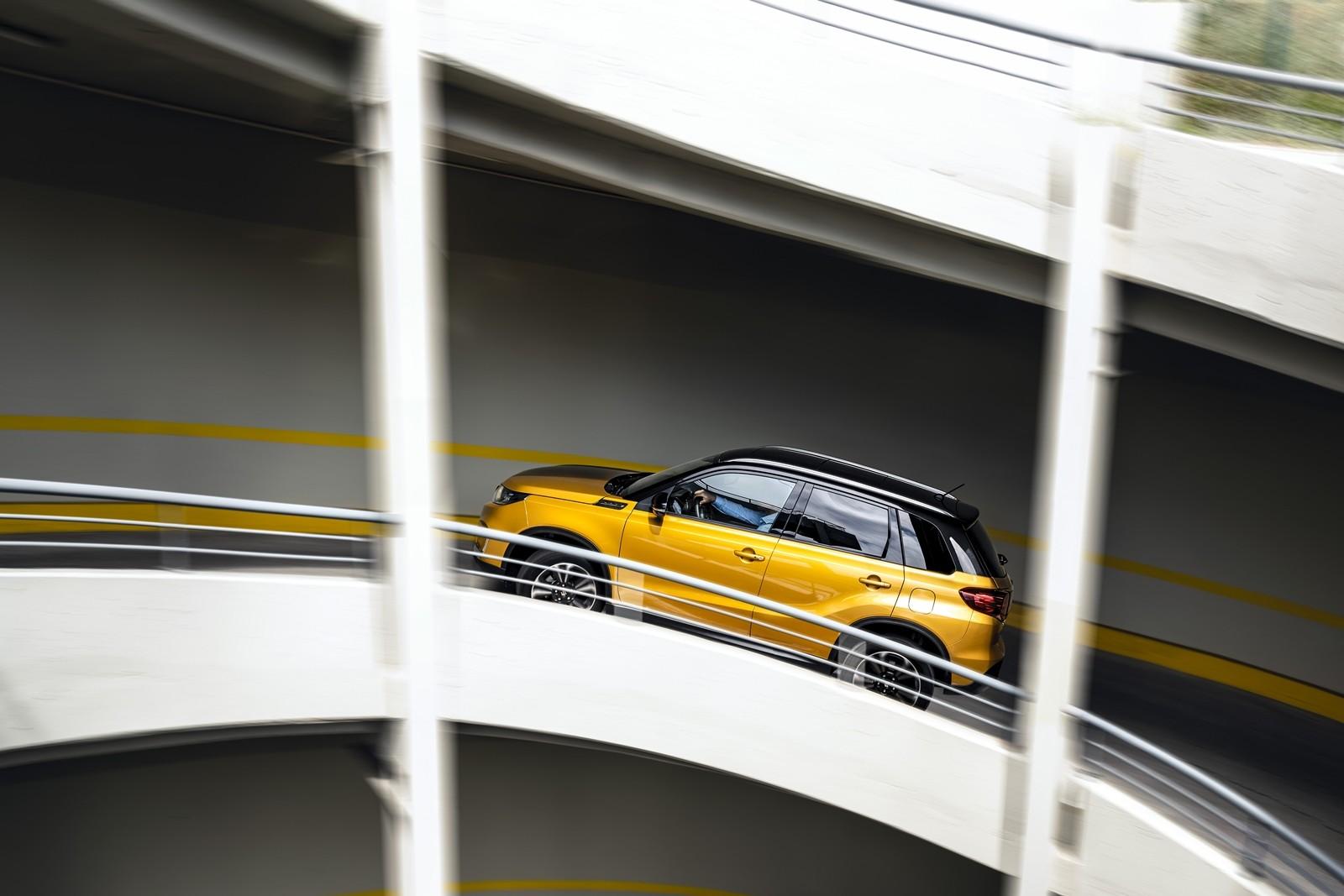 Foto de Suzuki Vitara 2019 (54/65)