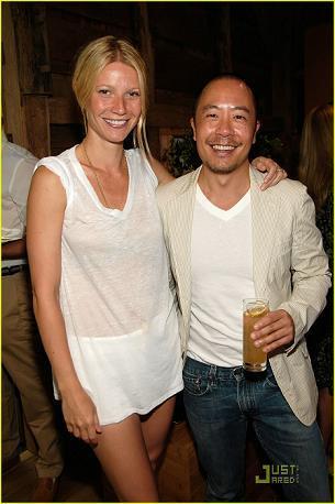 Gwyneth Paltrow se apunta a la moda del vestido camiseta