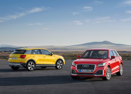 Audi Q2, el más pequeño de los Q ya está aquí... y no se parece a los demás SUV de Audi