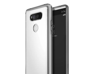 Nuevo render del LG V20 aparece y muestra un diseño metálico muy elegante
