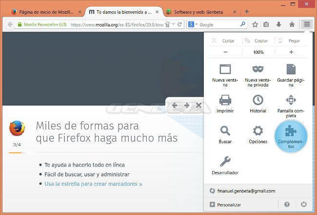 Foto de Firefox 29 con Australis (3/4)