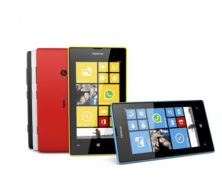 Foto de Nokia Lumia 520 (2/5)