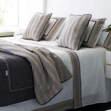 Cinco claves de experto para vestir tu cama con mucho estilo (como de revista)