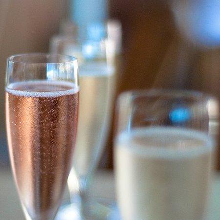 La importancia de las burbujas del champán