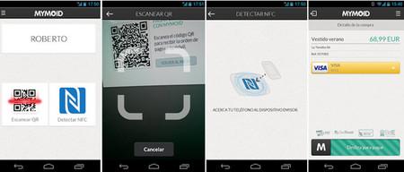 MYMOID, nuevo servicio de pago por móvil para usuarios y comercios