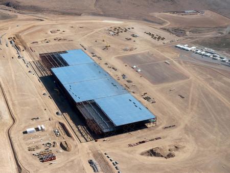 Gigafactoría Tesla