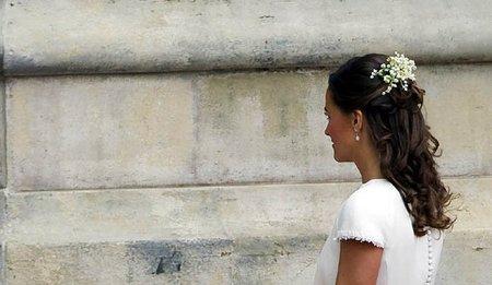 El look de Pippa Middleton en la boda del príncipe Guillermo y Kate Middleton