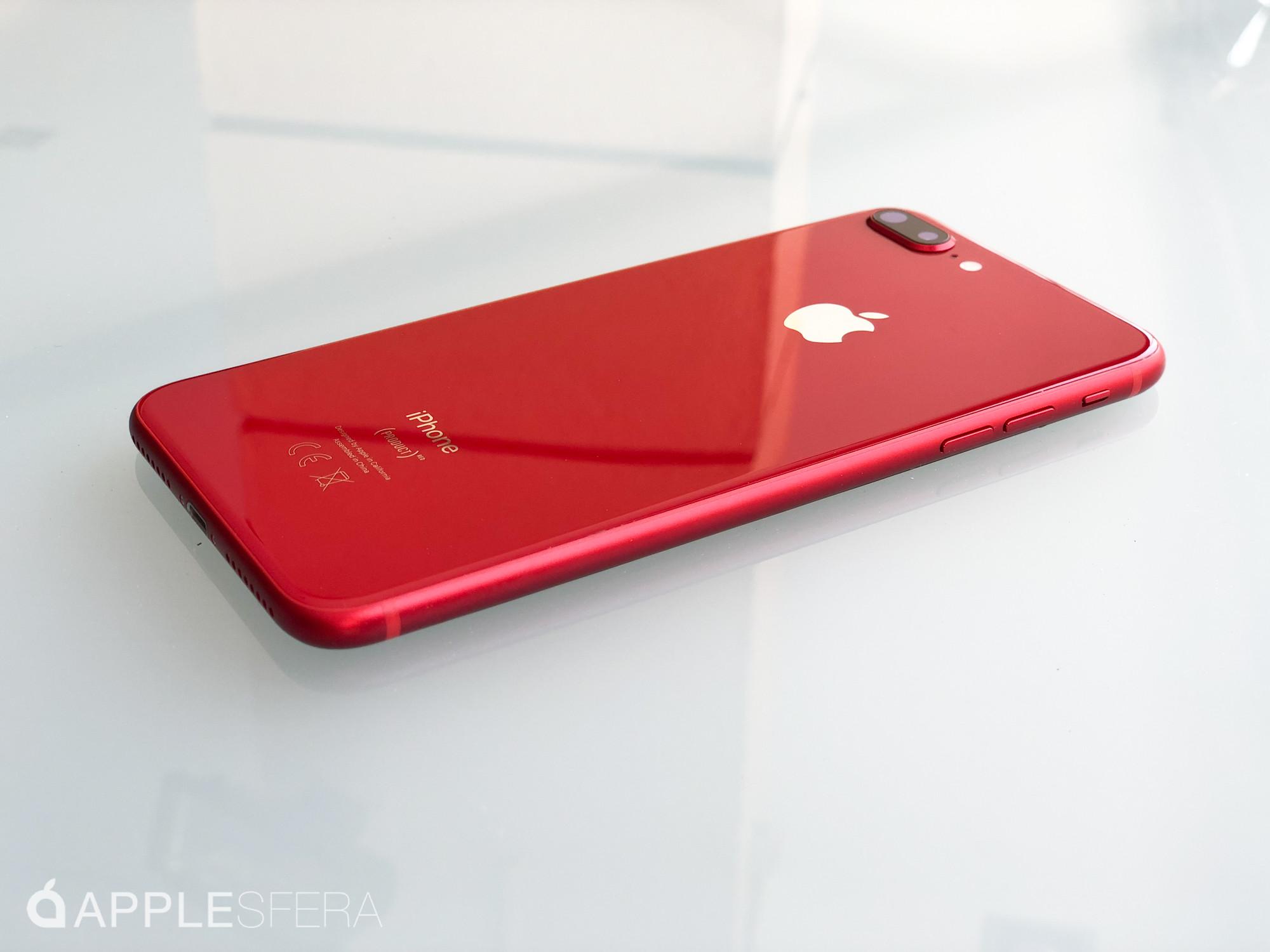 Foto de iPhone 8 Plus (RED) (13/28)