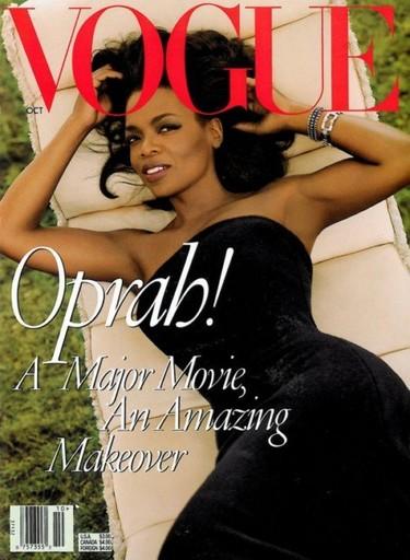 Regreso al pasado ¿quién protagonizó esta portada de Vogue América y dijo ayer adiós?