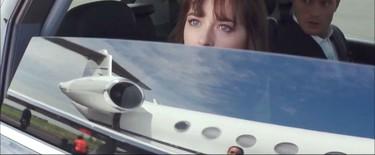 Primeras imágenes de '50 sombras liberadas'. Queda menos para ver a Anastasia Steel vestida de novia