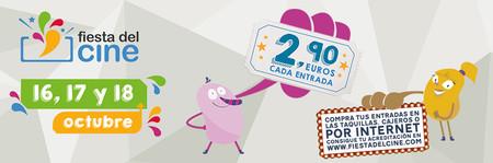 La Fiesta del Cine vuelve en octubre, con una cartelera mucho más atractiva que la última vez
