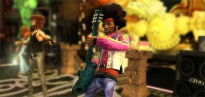 Guitar Hero III contará con versiones originales