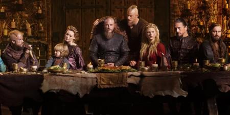 'Vikings', potente tráiler de la extensa cuarta temporada