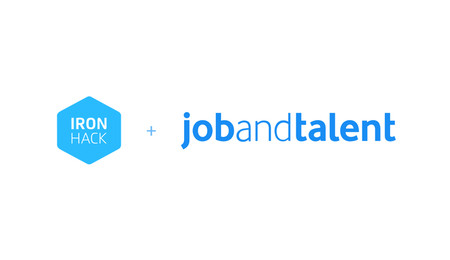 Ironhack y Jobandtalent ofrecen 300.000 euros en becas para aprender desarrollo web, diseño UX y análitica de datos