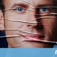 Macron, el protegido de Al Qaeda que se lava las manos tras saludar obreros y se acuesta con su hijastra