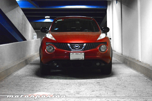 Nissan Juke, prueba (parte 2)