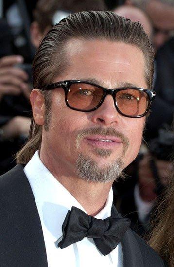 Brad Pitt Con Gafas De Sol Tom Ford En El Festival De