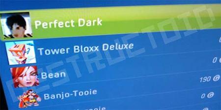 'Perfect Dark' podría llegar a XBLA