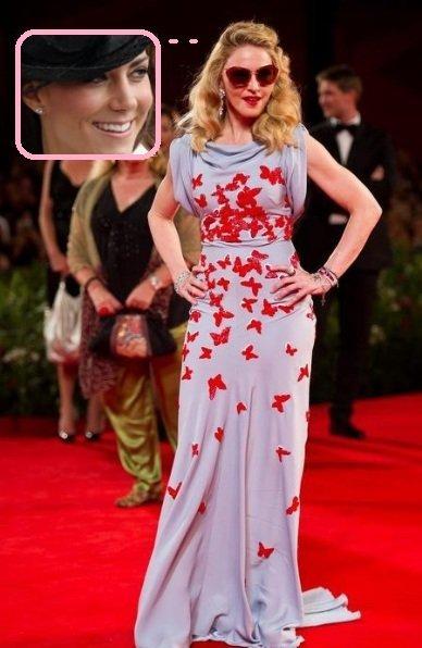 A Madonna le fascina el Catalina's style