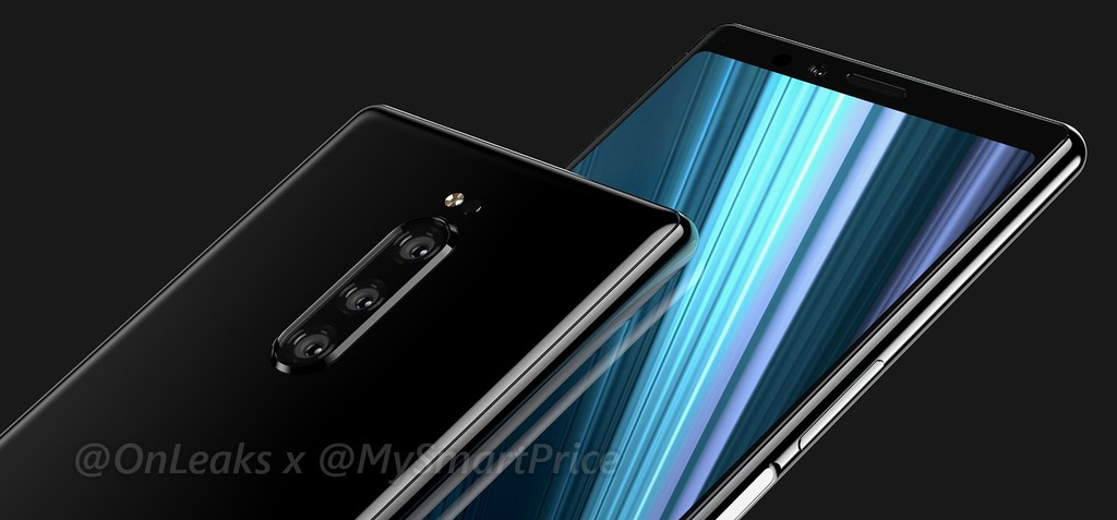 Renderings leaked of the Sony Xperia XZ4 shed some light on its future specifications