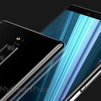 Renders filtrados del Sony Xperia XZ4 arrojan algo de luz sobre sus especificaciones futuras
