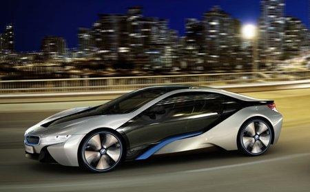 El BMW i8 costará más de 100.000 euros