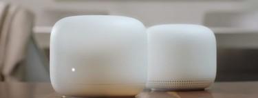 Nest Wifi Router y Wifi Point: Google quiere hacerse un hueco en nuestro hogar para controlar la red Wi-Fi