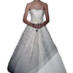 Foto 9 de 20 de la galería novias-vestidas-por-carolina-herrera-i en Trendencias