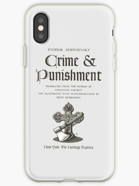Funda Iphone Motivo Literato 07