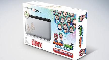 Ya disponible un nuevo bundle de 3DS XL plateado