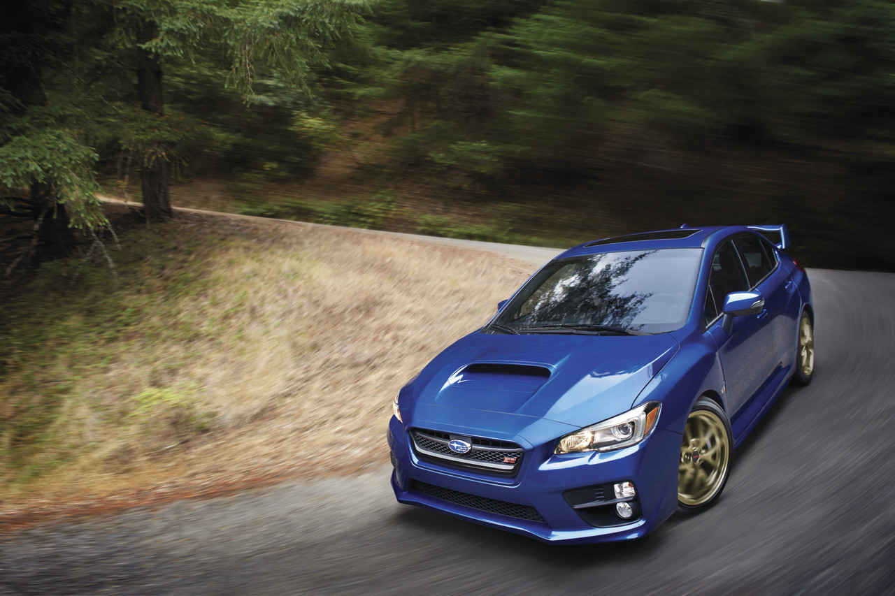 Foto de Subaru WRX STI 2014 (4/21)