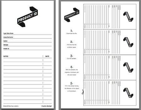 product id formulario